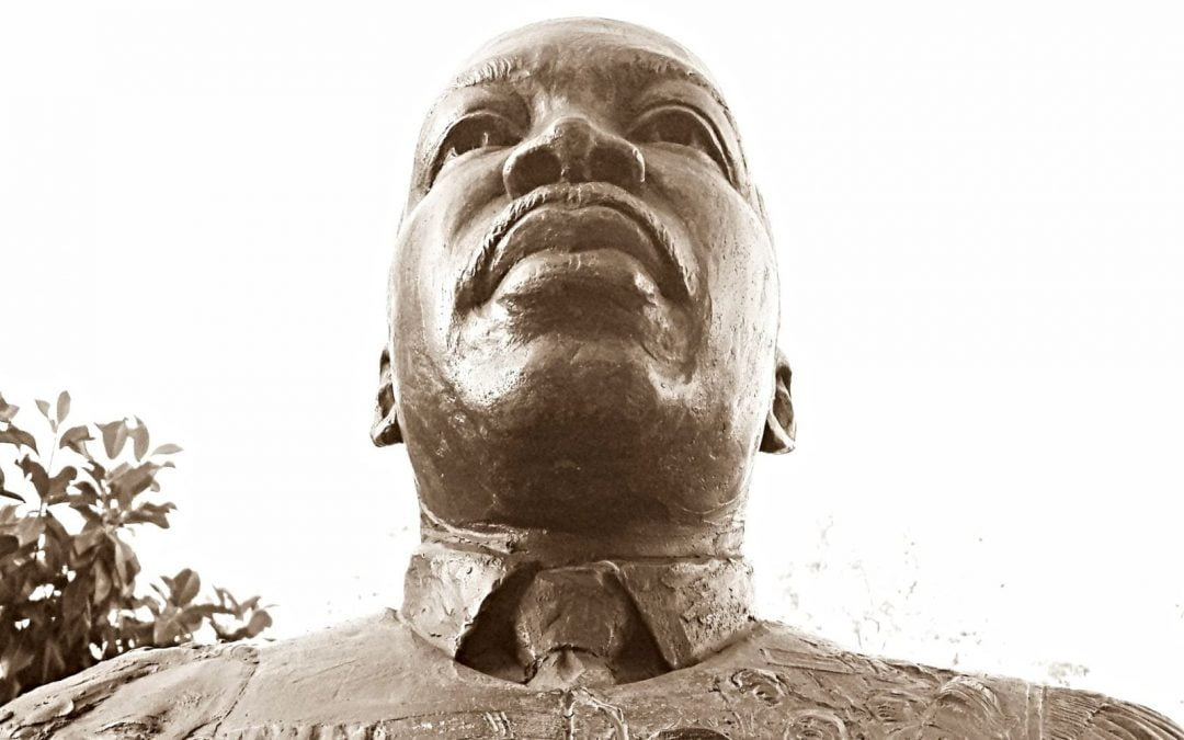 Statue of Martin Luther King Jr.