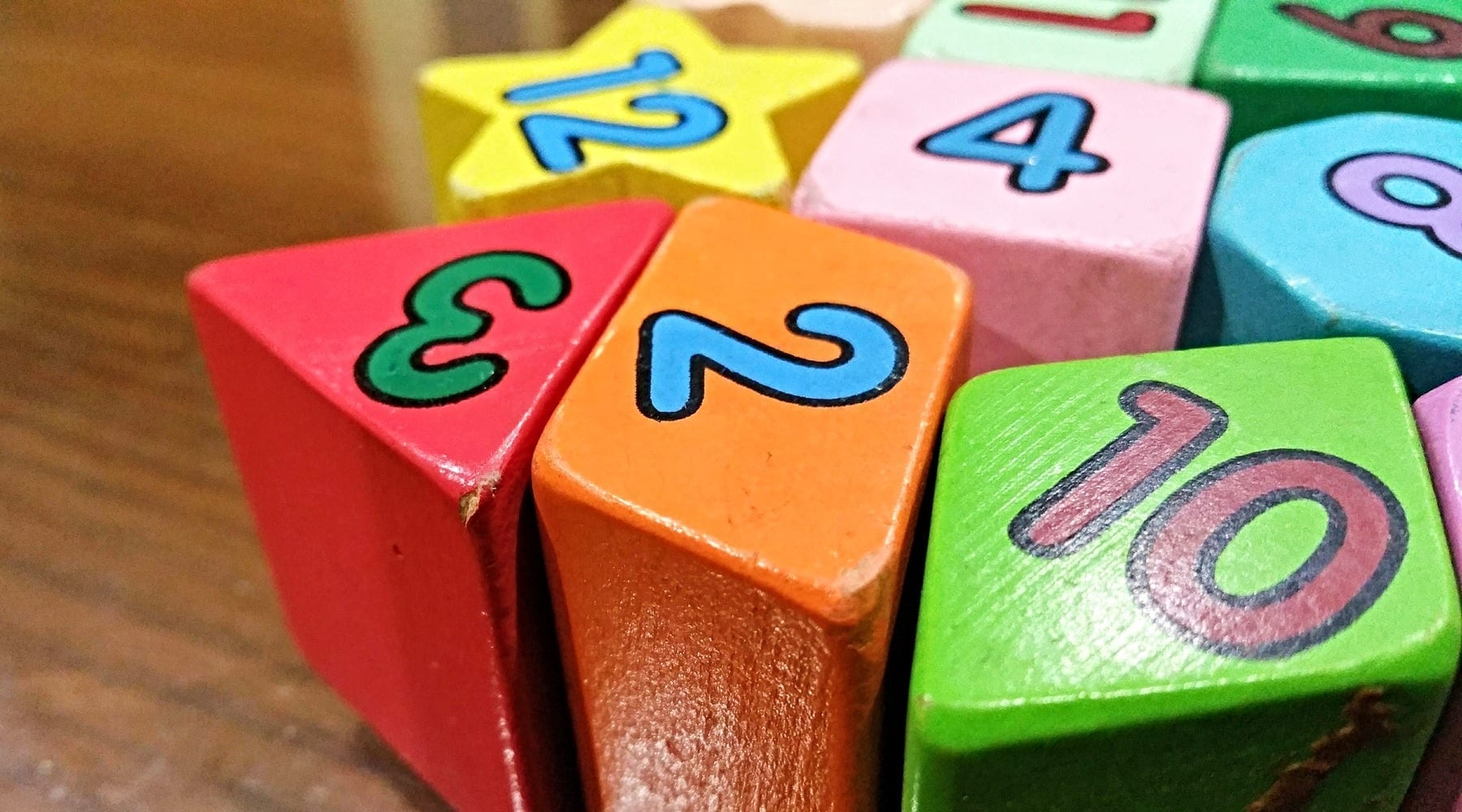 How Do I Love Numbers? Let Me Count the Ways