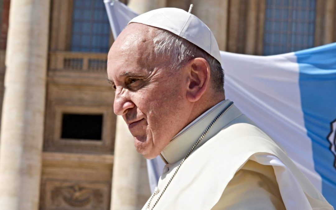 Pope: Center Public Policy on Humanity, Not Power and Profits