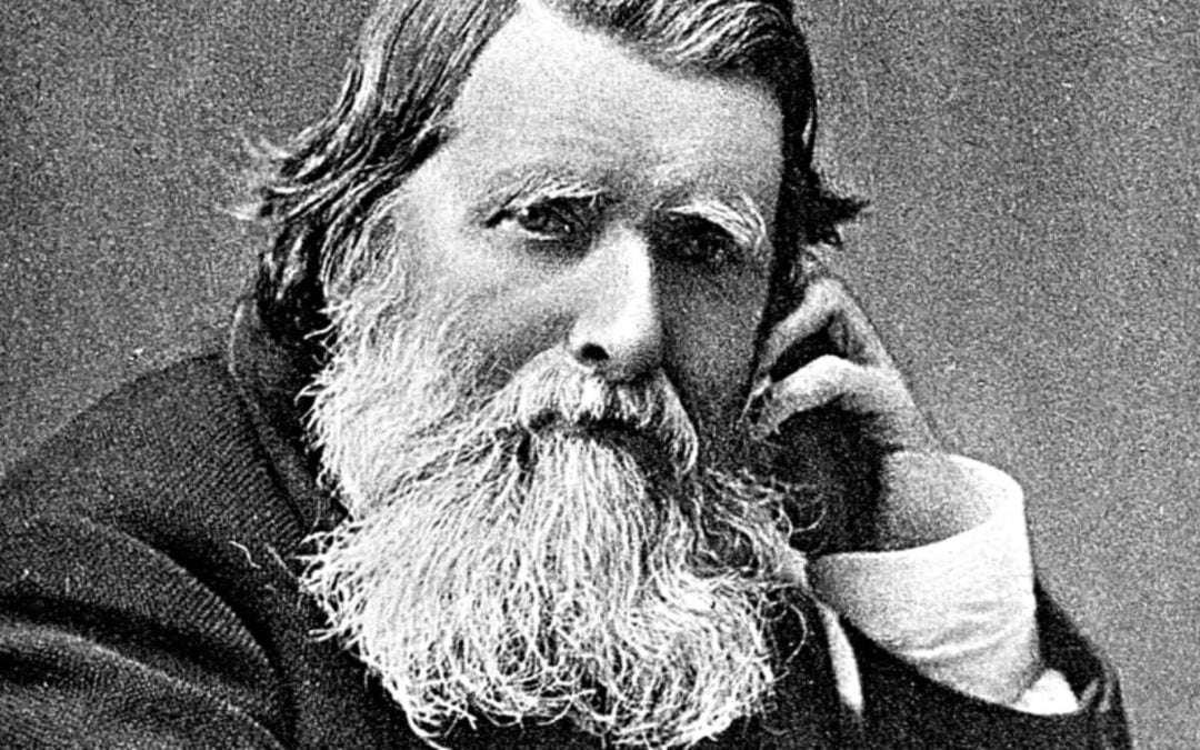 What You Can Learn from John Ruskin's 'Scandal of Grace'