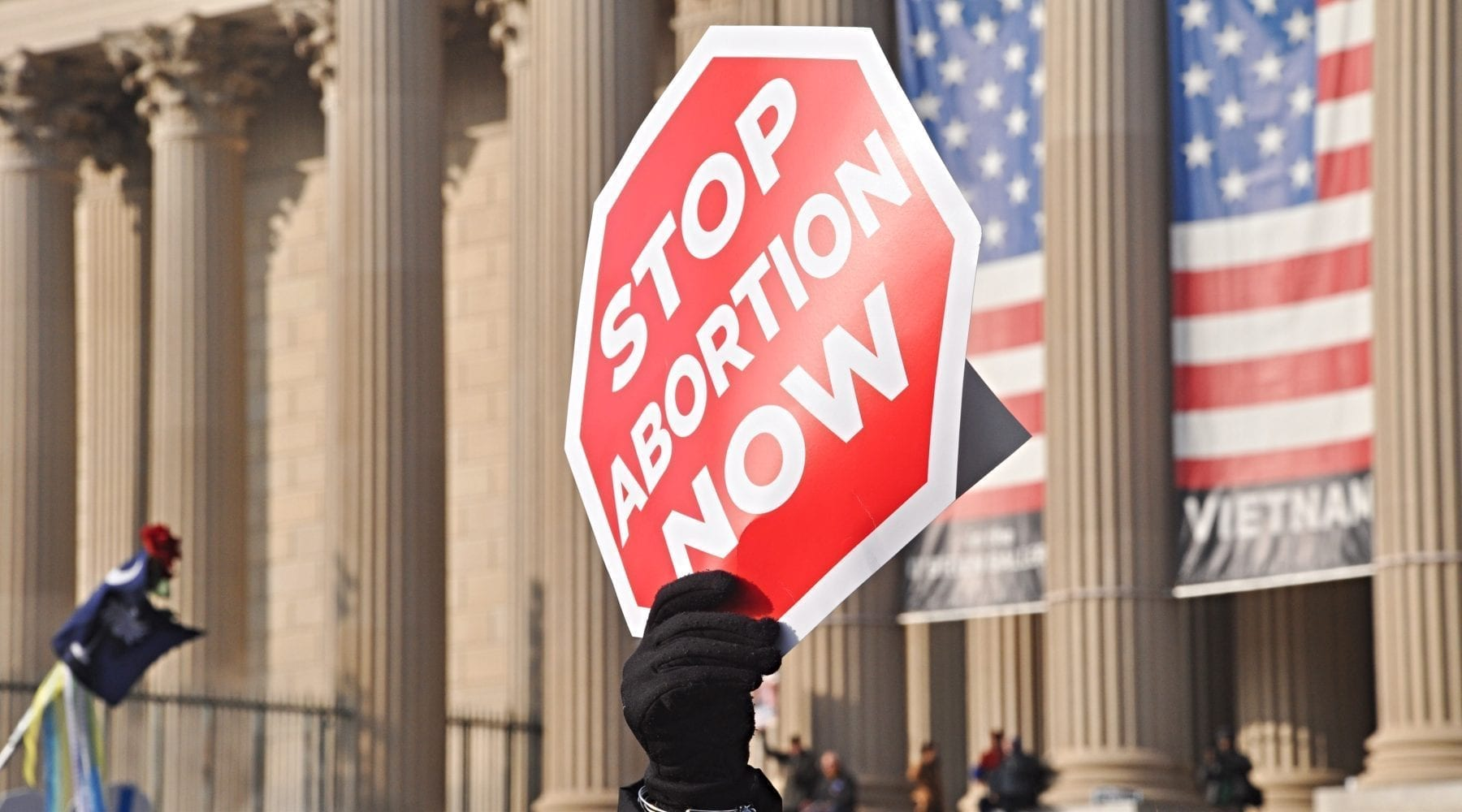 Republicans, Protestants, 55-Plus Want Stricter Abortion Laws