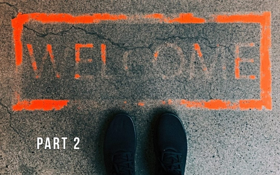 When Will Churches Extend the Welcome Mat for All? – Part 2