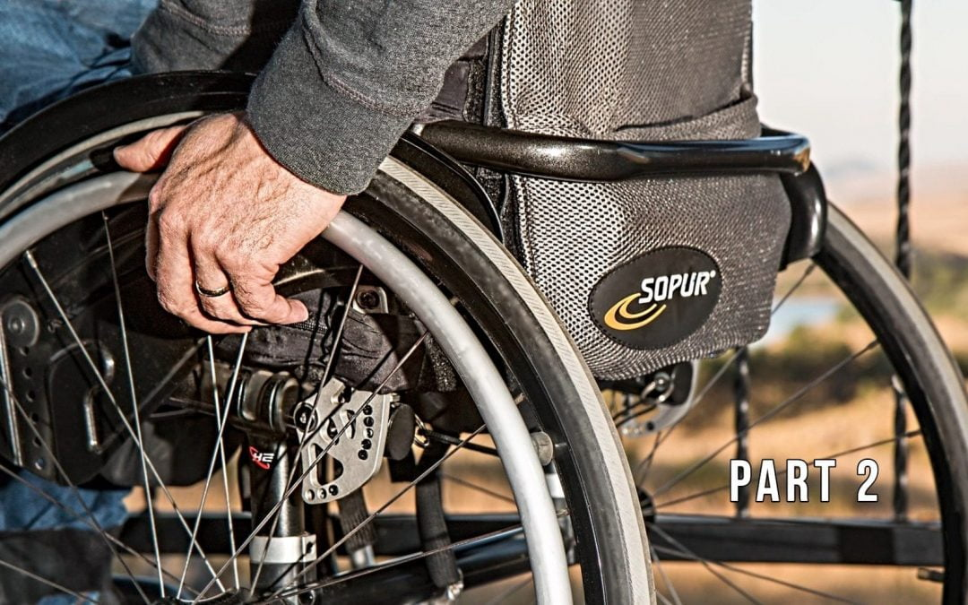 How Your Church Can Include, Welcome Disabled People – Part 2