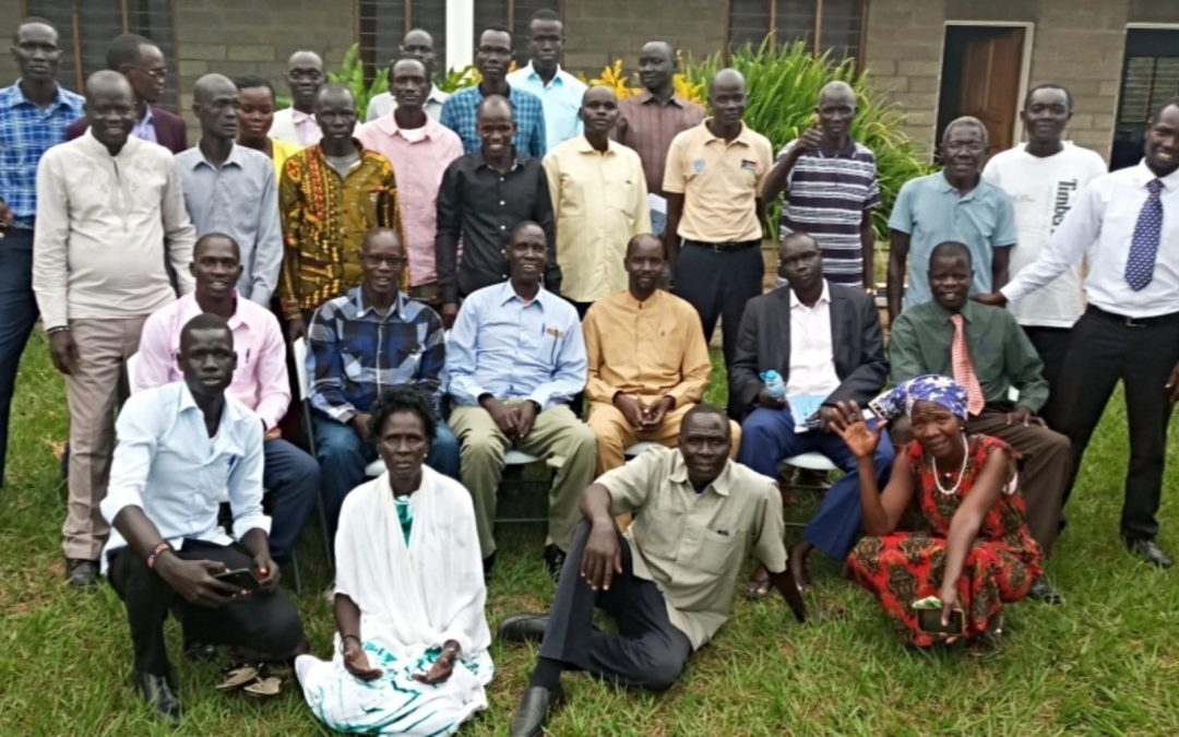 South Sudanese Baptists Meet Needs of Fellow Refugees