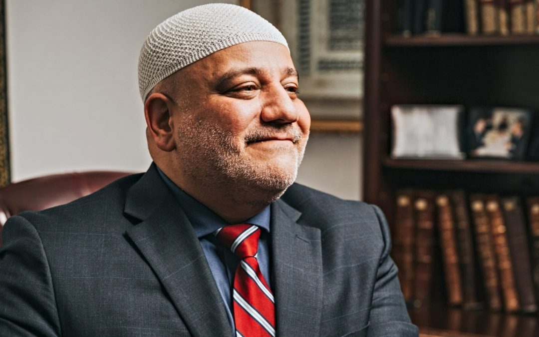 US Imam's Life Story Filled with Humor, Hope, Mercy