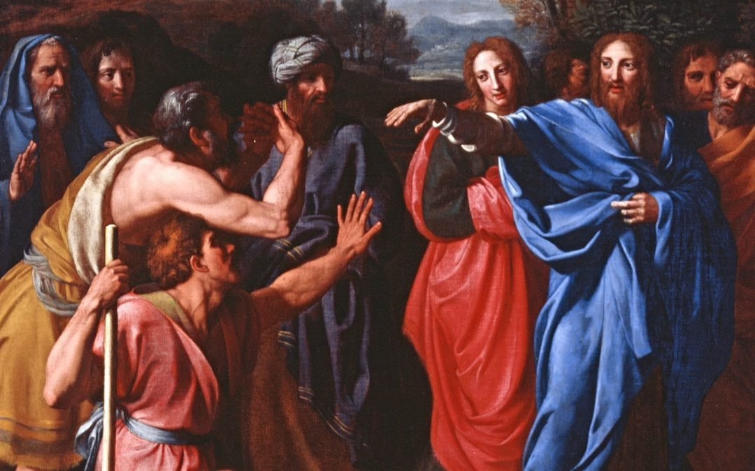 Lenten Lectionary | A Blind Man's Journey to Believing in Jesus
