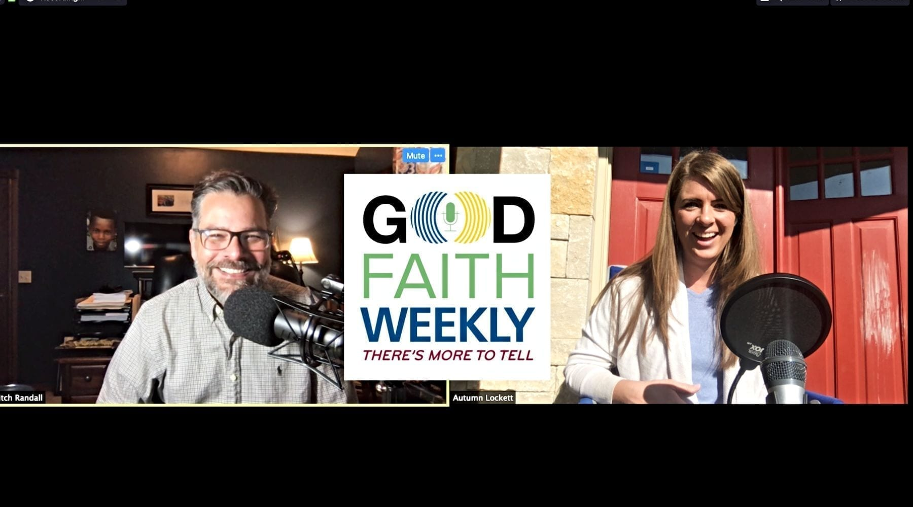 Good Faith Weekly Podcast Launches Ahead of Schedule
