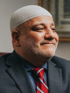 Imad Enchassi headshot