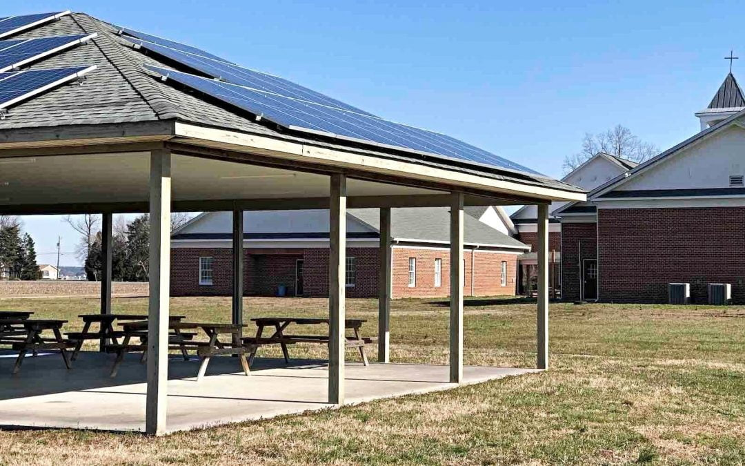 How One Baptist Church Going Solar Affected Their Community