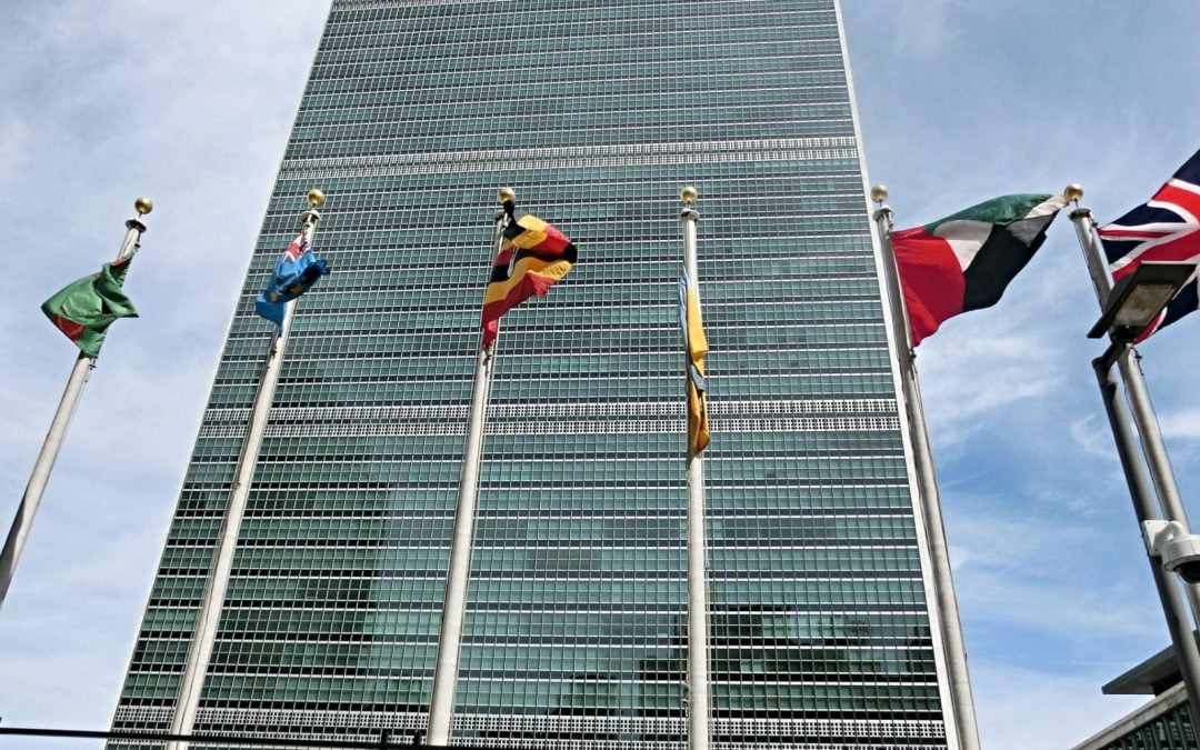 Reaction and Response: US Majority Holds Negative View of UN