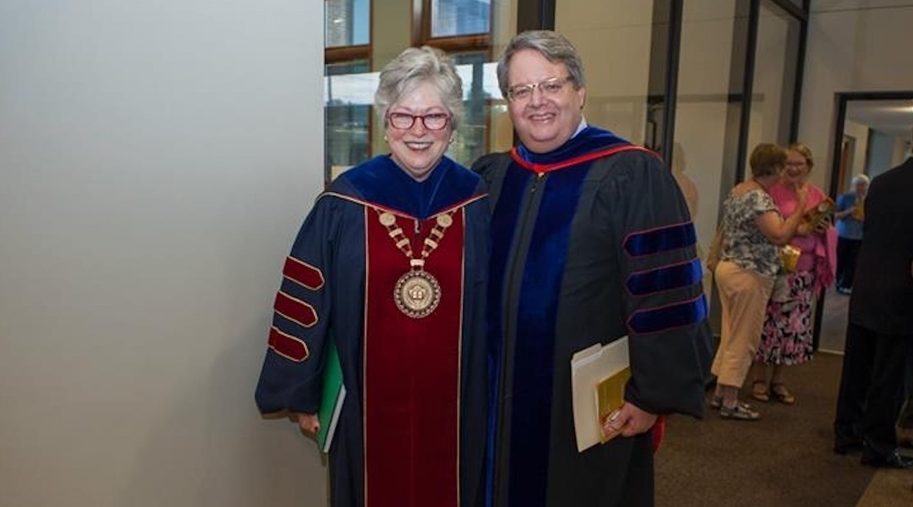 """How a Seminary Professor Became """"My Doktormutter"""""""