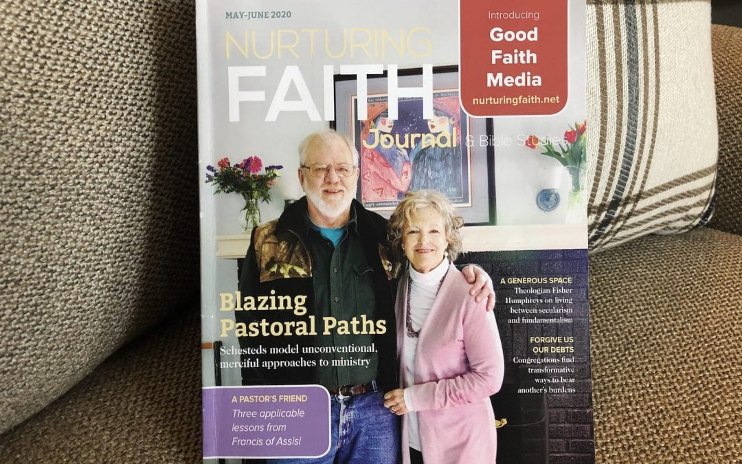 Nurturing Faith's Latest Journal Available for Cost of Shipping