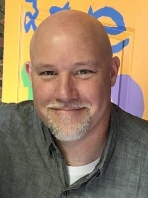 Chris Moore headshot