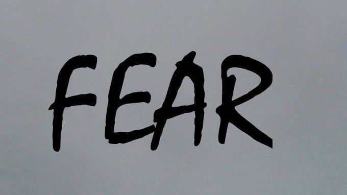 Fear rules