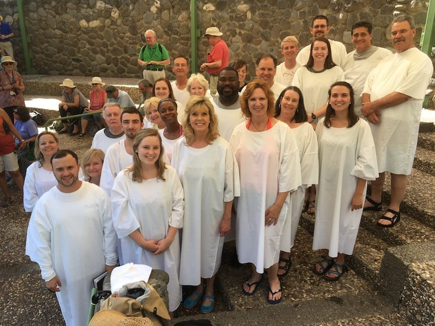 Movin' on up — to the Upper Galilee