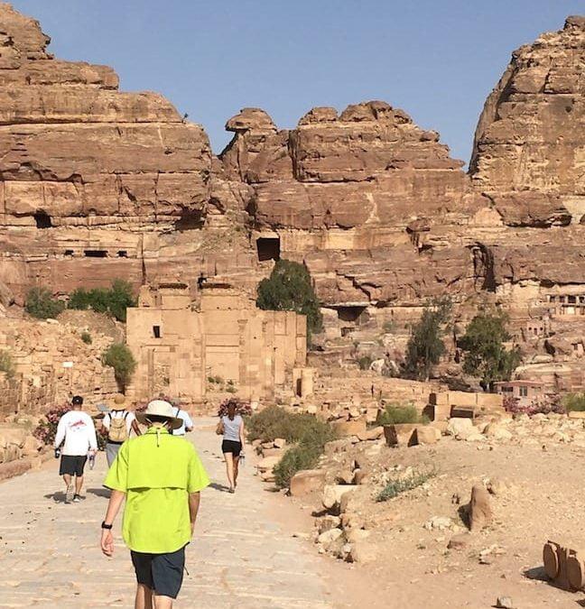 Rockin' in Petra