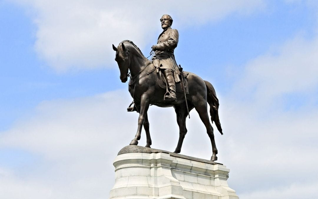 Statue of Robert E. Lee