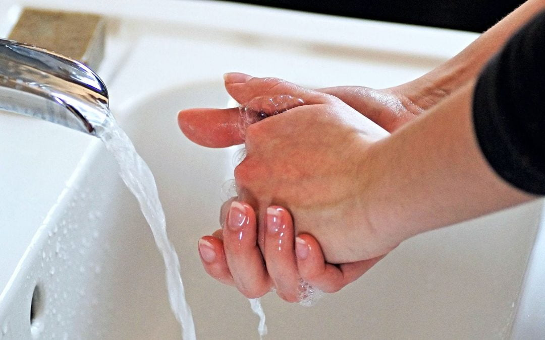 Your Biblical Response to Racial Injustice: Don't Wash Your Hands