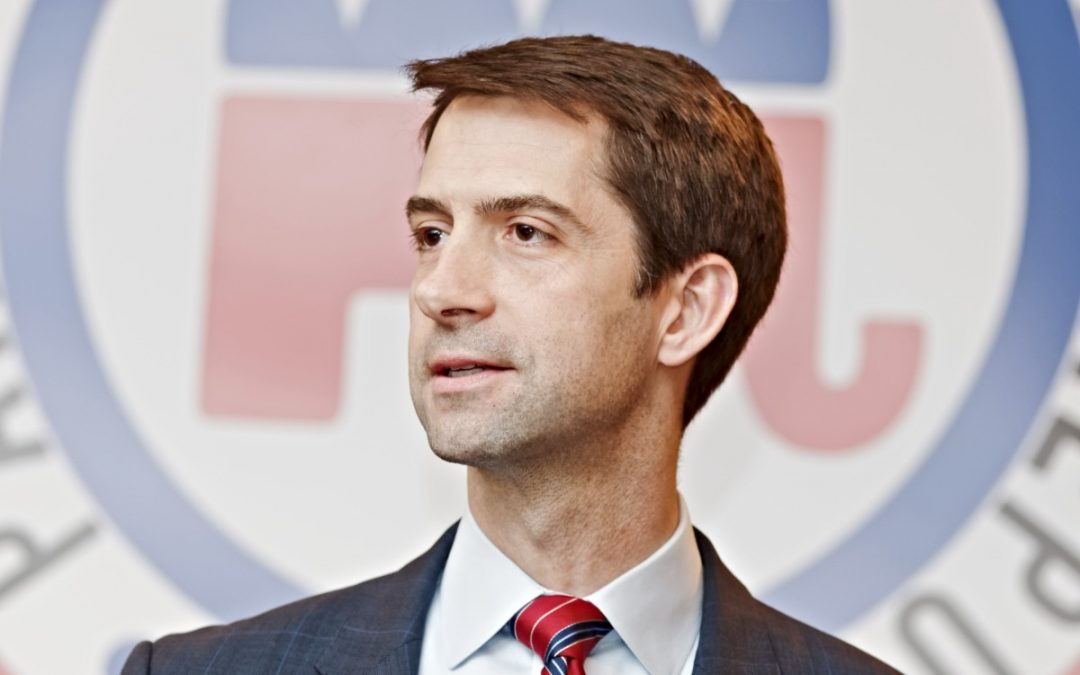 The Truth Tom Cotton Can't Handle About Slavery