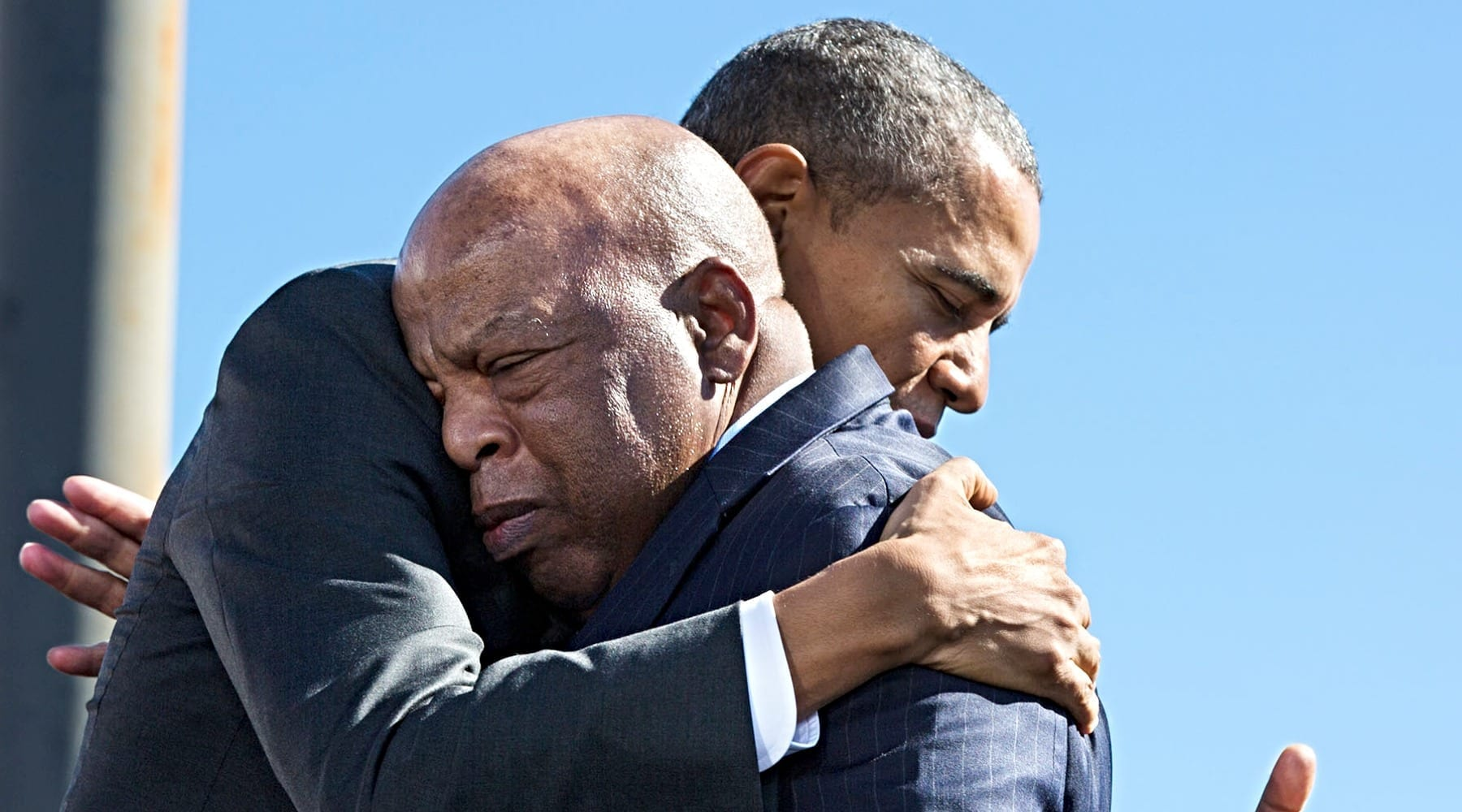 Recalling John Lewis: 'We Have Come Too Far'