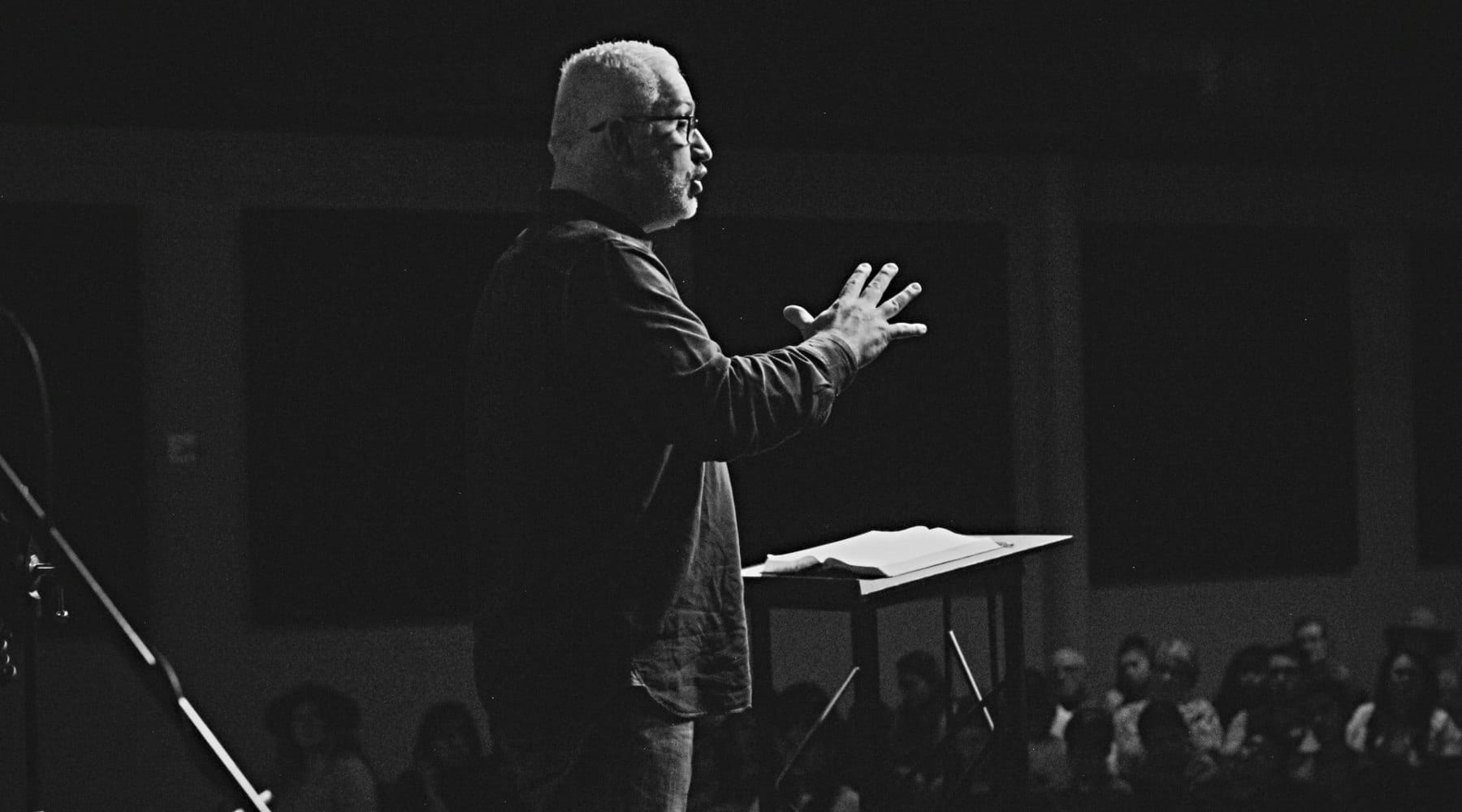 The Problem When Your Pastor (Only) Preaches the Gospel