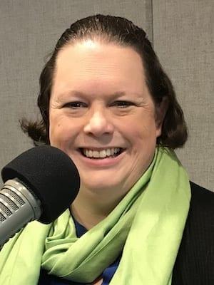 Suzanne Parker Miller headshot