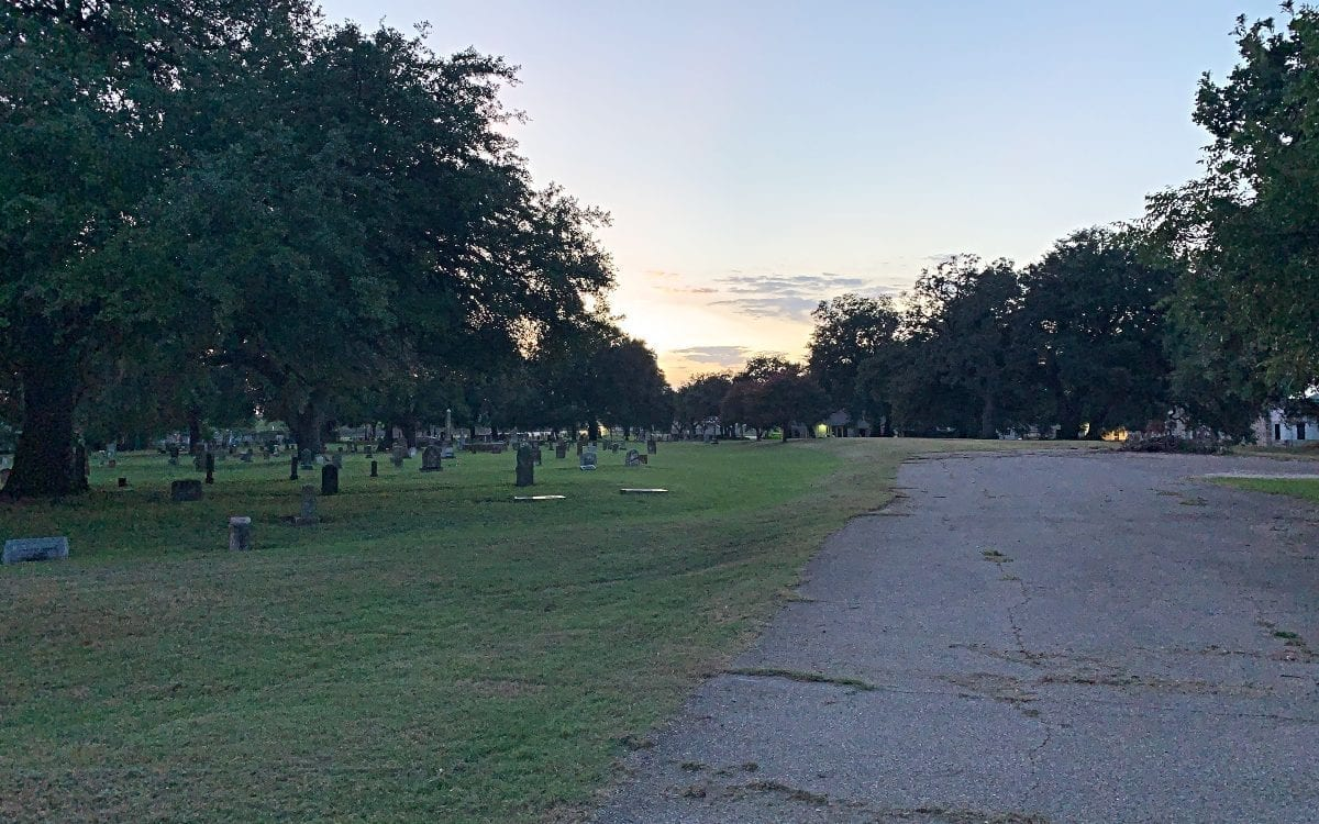When History Was Erased in a Black Cemetery