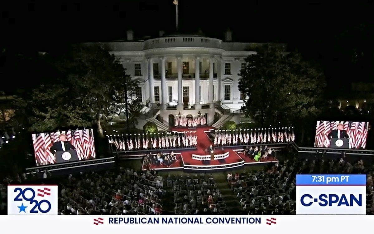 GOP Wraps Convention: Dark Day in US Politics
