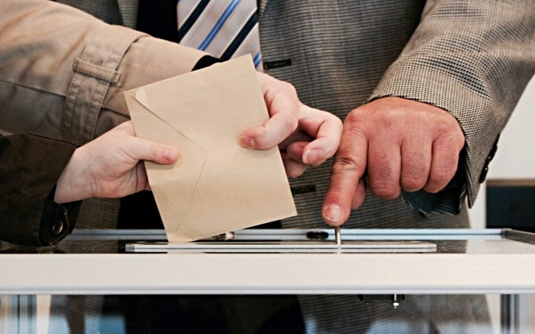 My 9 Nonpartisan Actions Before Election Day