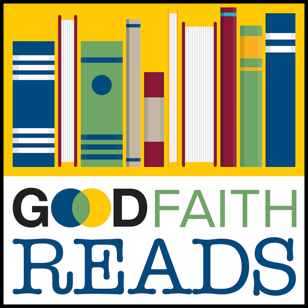 Good Faith Reads podcast logo