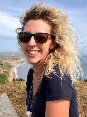 Hannah Mudge headshot