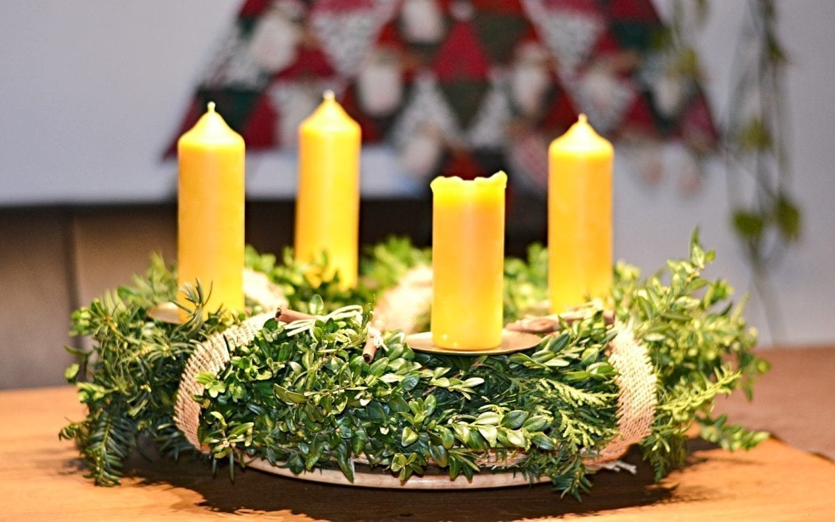 Family Practices to Make Advent Sacred