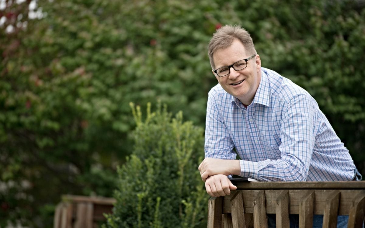 People of Good Faith: Michael Leathers