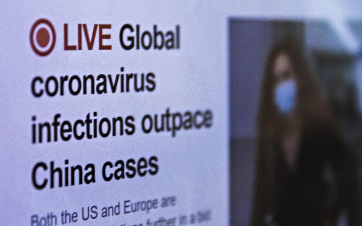 US Public Wants COVID-19 Facts, Struggles to Find Them