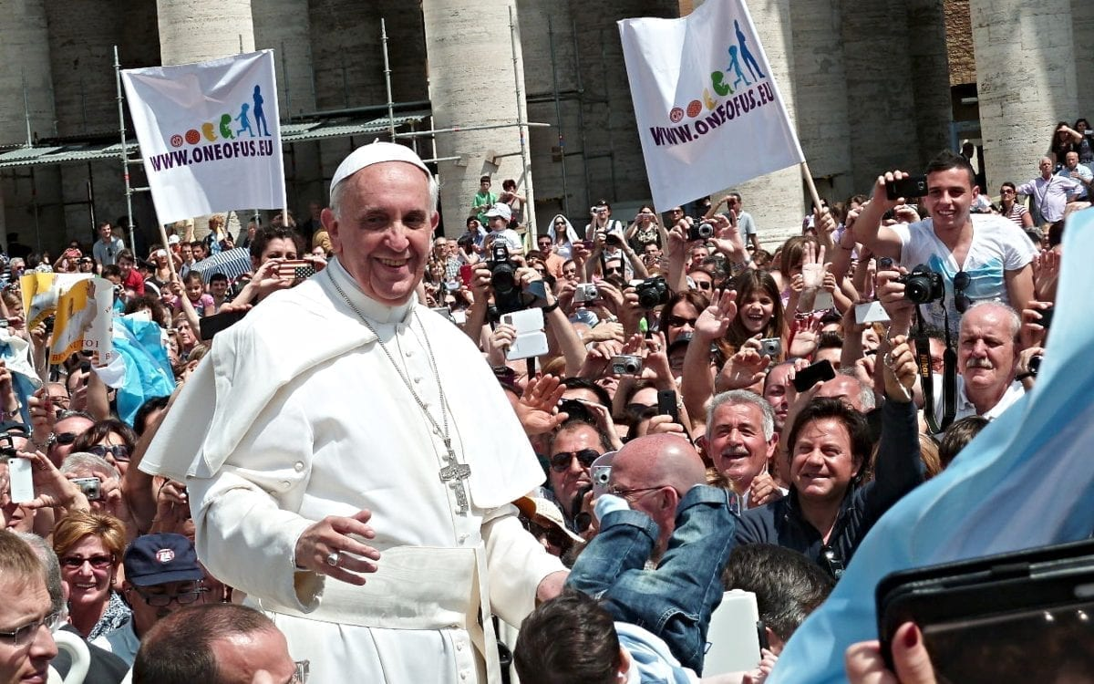 Pope's New Encyclical Tackles Injustice, Inequality