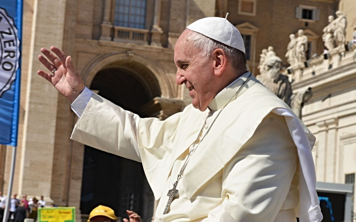 Pope: Don't Return to 'Ailing Normality'