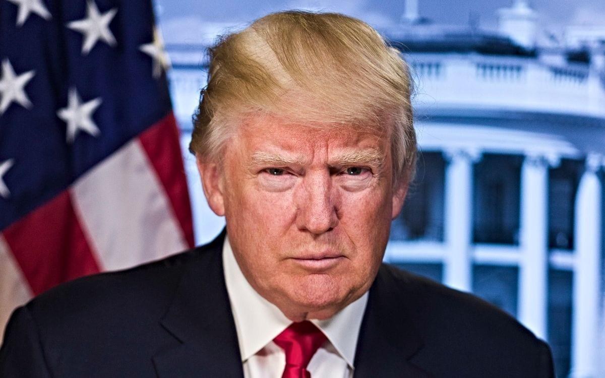 Trump's Belief He's Sole Source of Truth Borders on Deity
