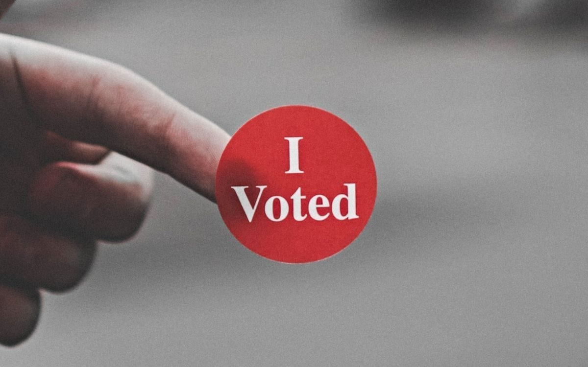 6 Reasons Why You Should Vote