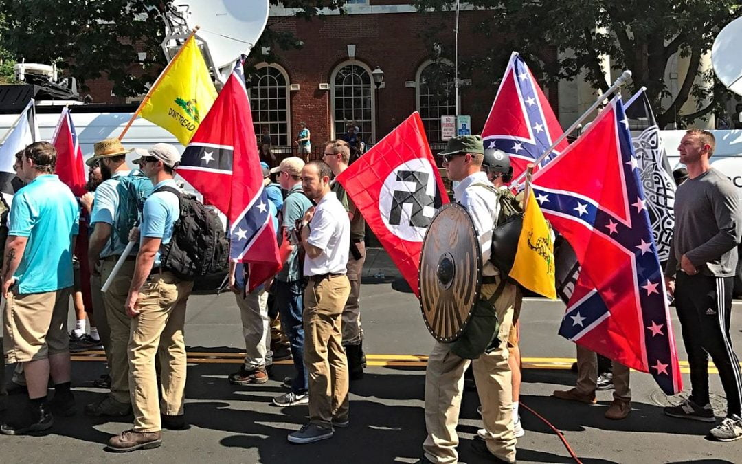 To Dismantle White Supremacy, Examine Christian Nationalism