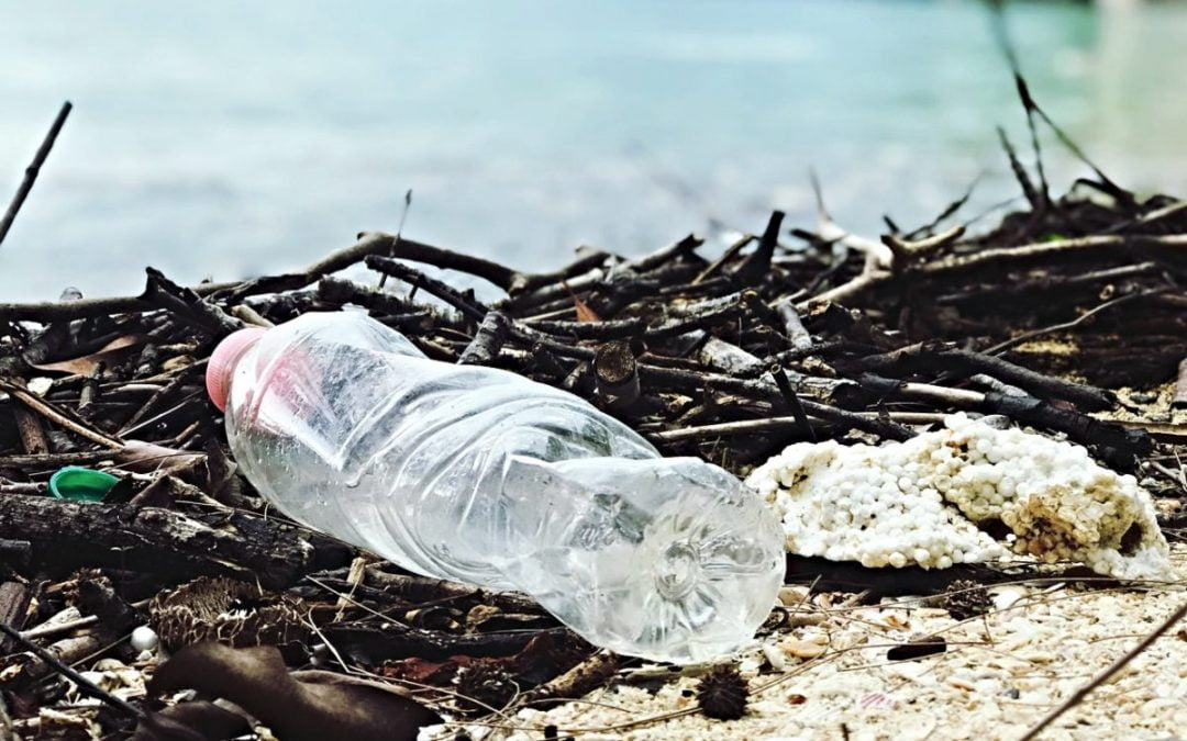 US Leads World in Plastic Waste Generation