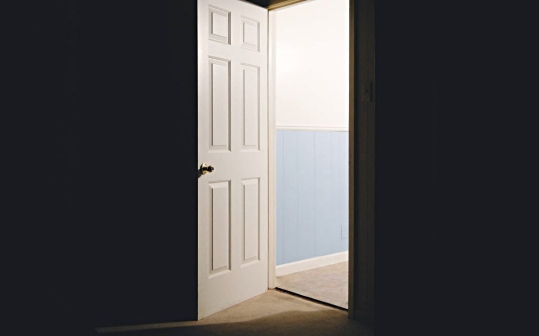 Liminal Space: Will You Walk Through the Opened Door?