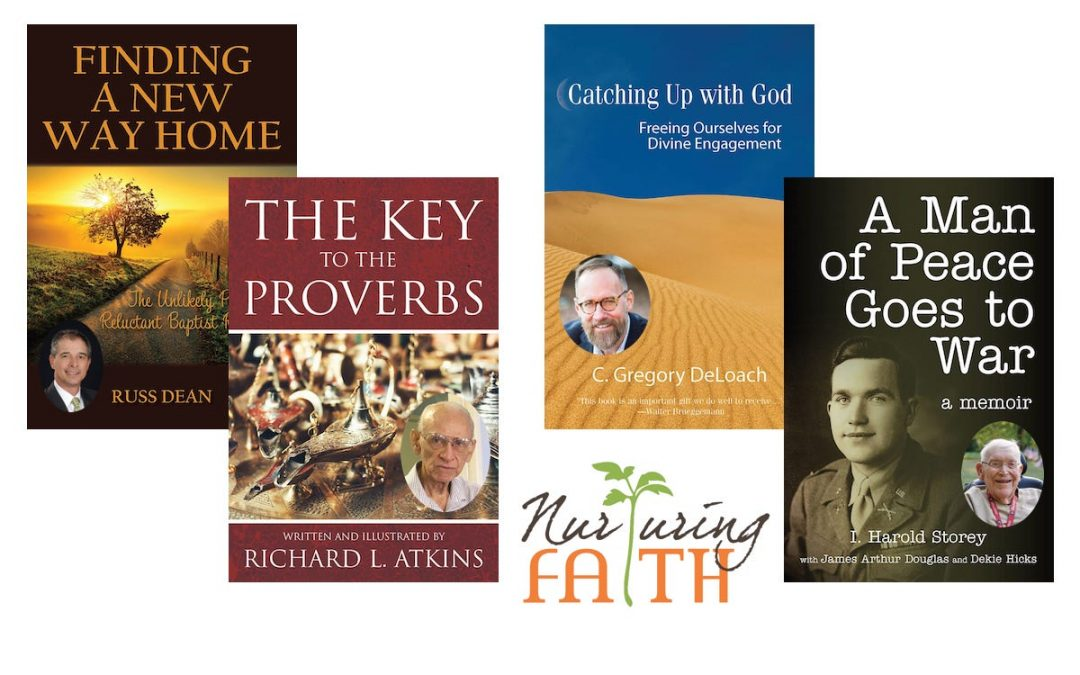 Four New Releases from Nurturing Faith Books