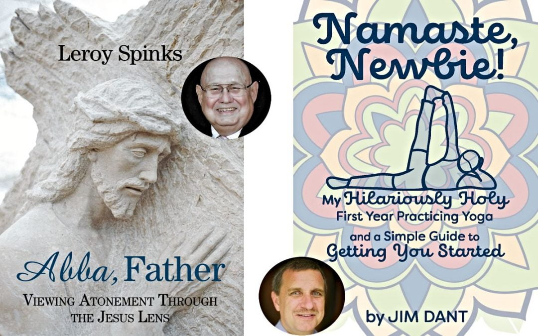 New Nurturing Faith Books Explore Atonement, Yoga