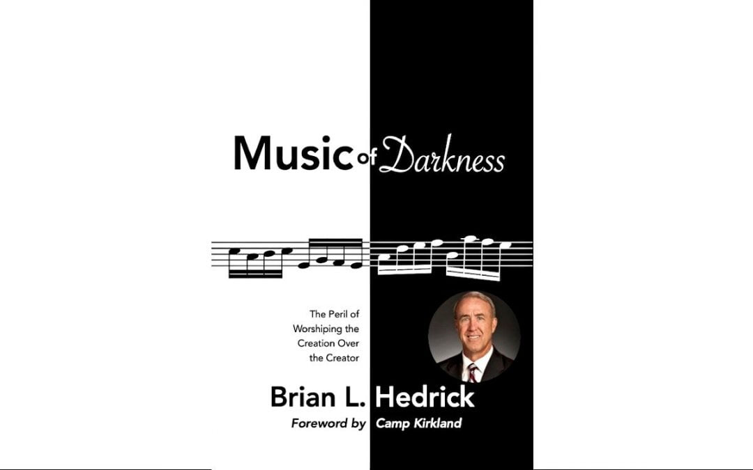 Cover of Music of Darkness