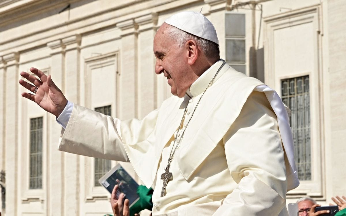 Pope: 'Culture of Care' is Path to Peace