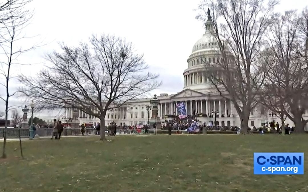 Faith Leaders Respond to Storming of US Capitol