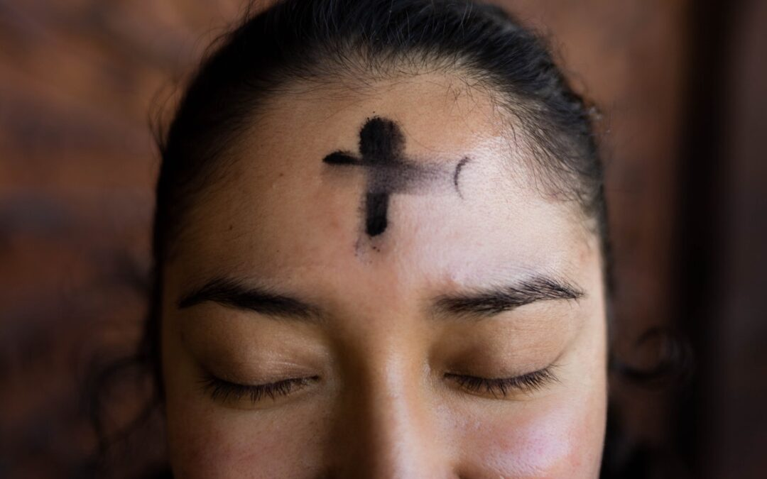Sneaking Off to Mass and Returning with a Face Tattoo