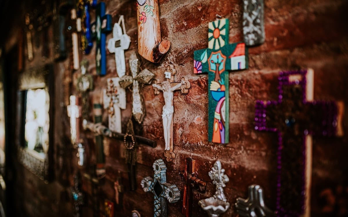 "Crosses, Crucifixes and Leaving Behind ""Too Catholic"" Stereotypes"