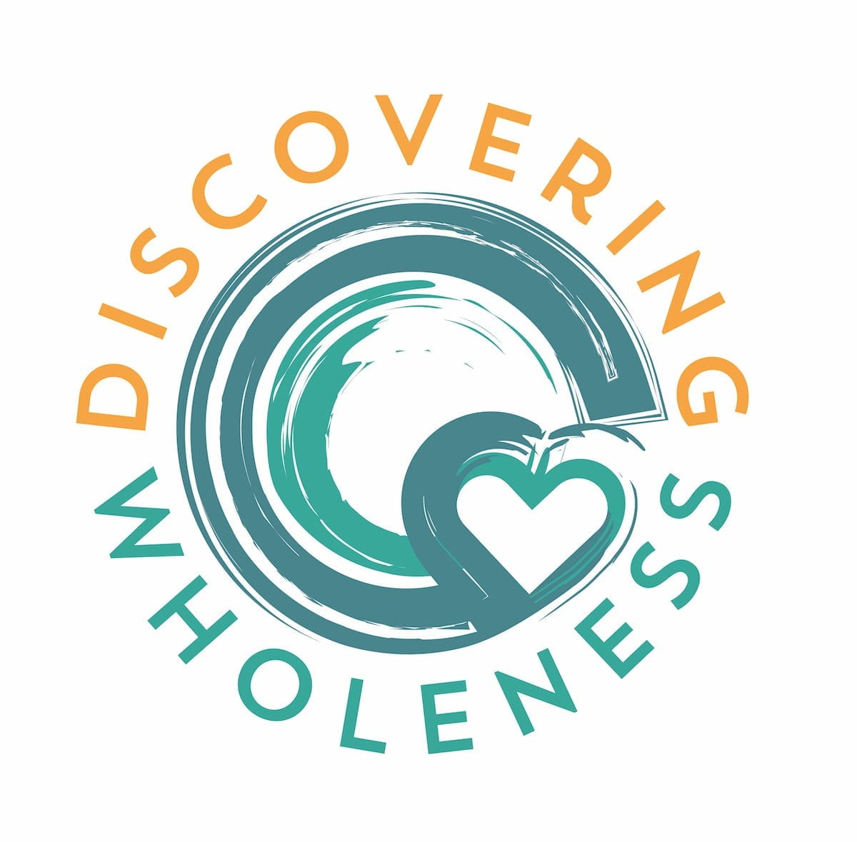 Discovering Wholeness podcast logo