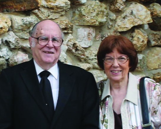 Maralene and Miles Wesner